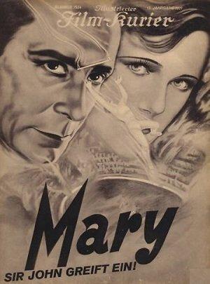 1931 Mary
