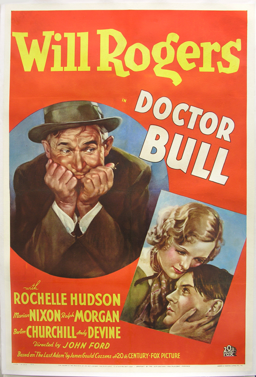 1933 Doctor Bull