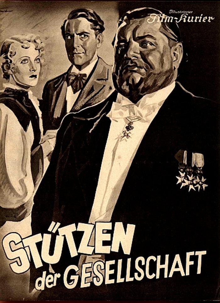 1935 (3) Les Piliers de la société