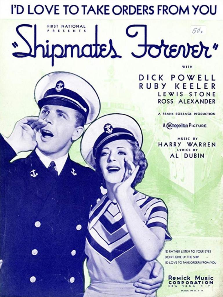 1935 Shipmates forever