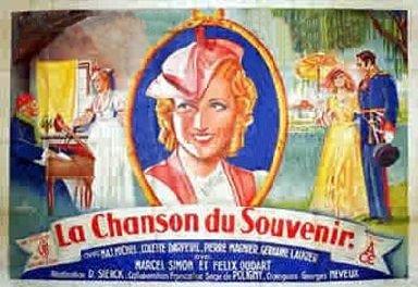 1936 La Chanson du Souvenir