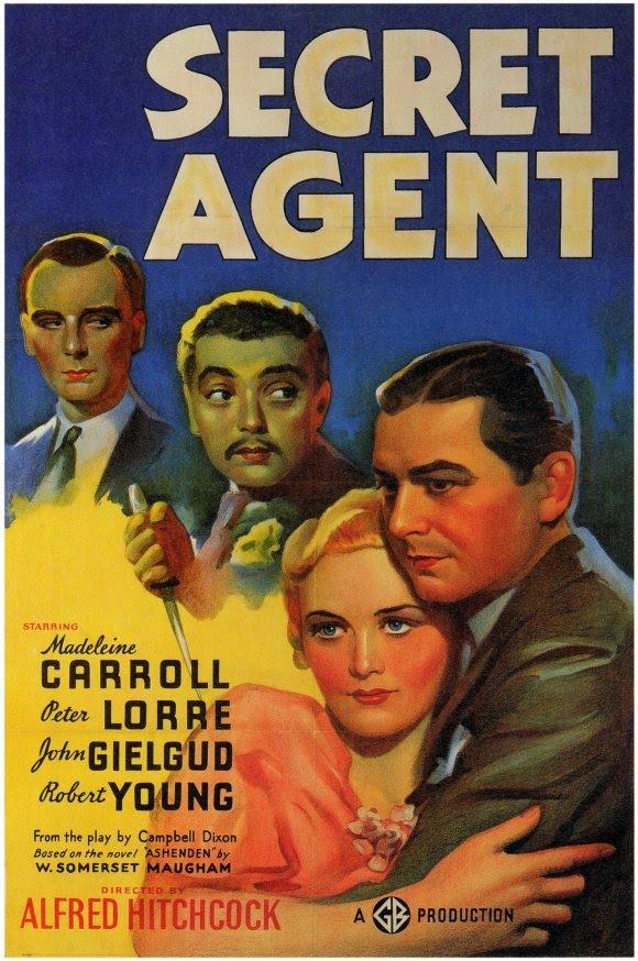 1936 Quatre de l'espionnage