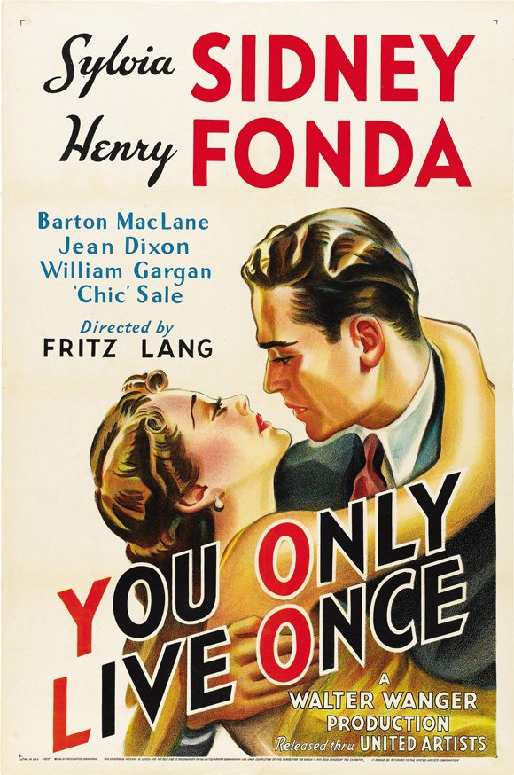 1937 You only live once
