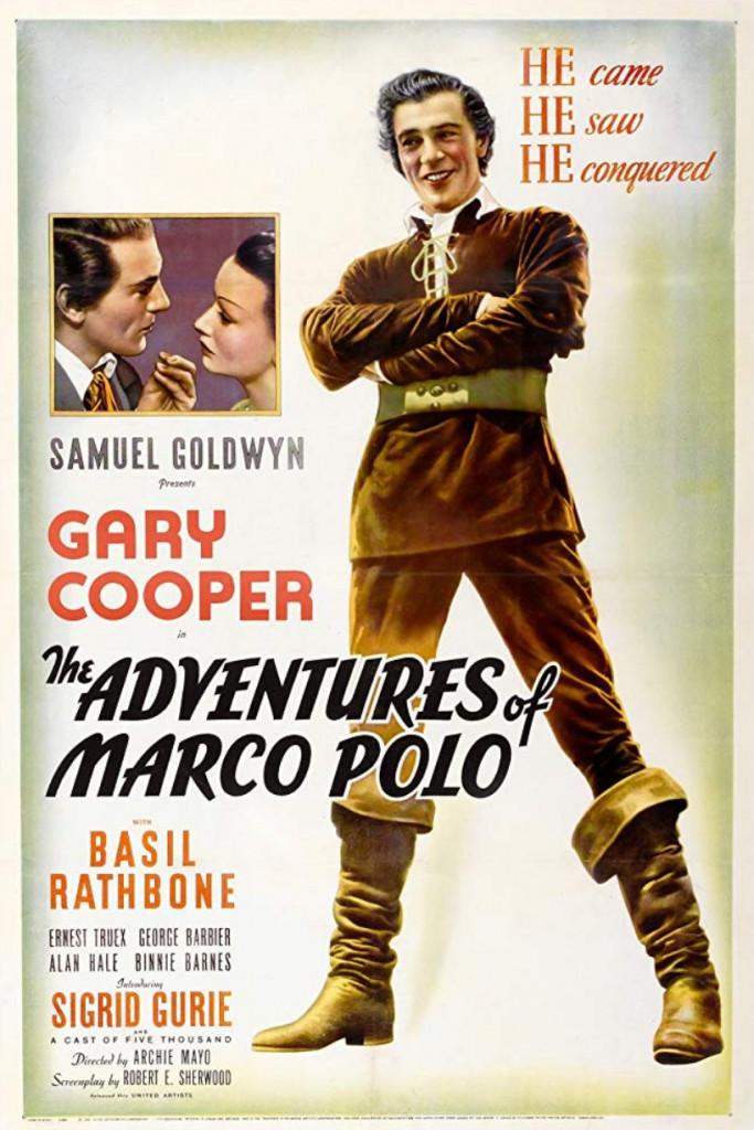 1938 Les Aventures de Marco Polo
