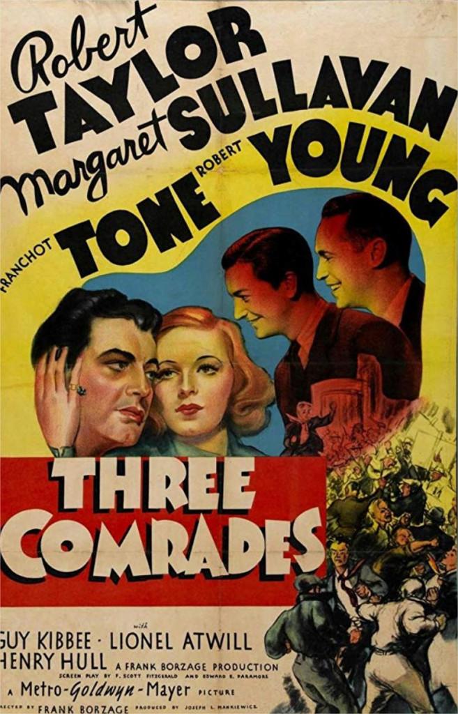 1938 Three Comrades