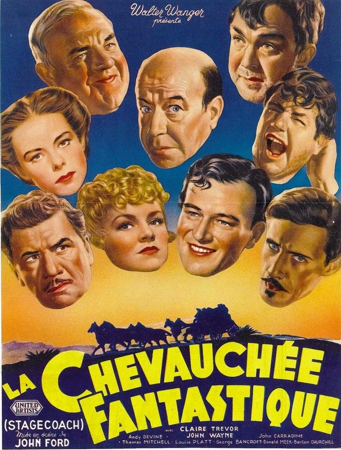 1939 La Chevauchée fantastique