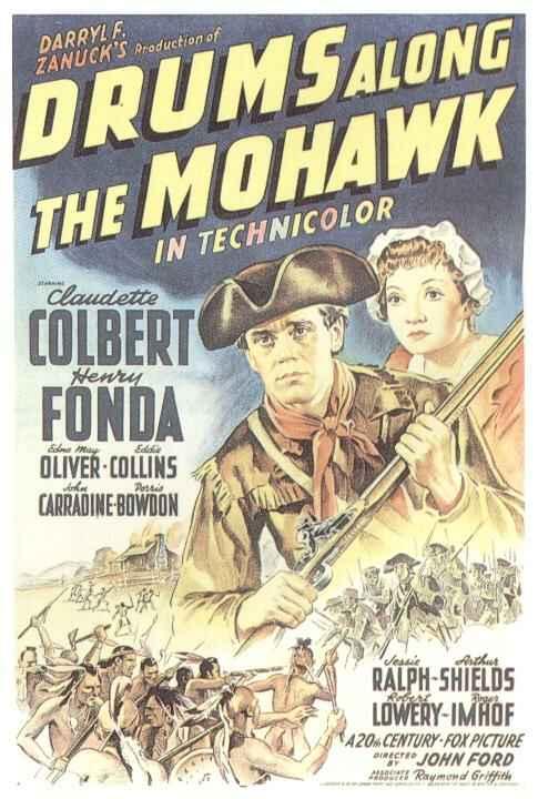 1939 Sur la piste des Mohawks