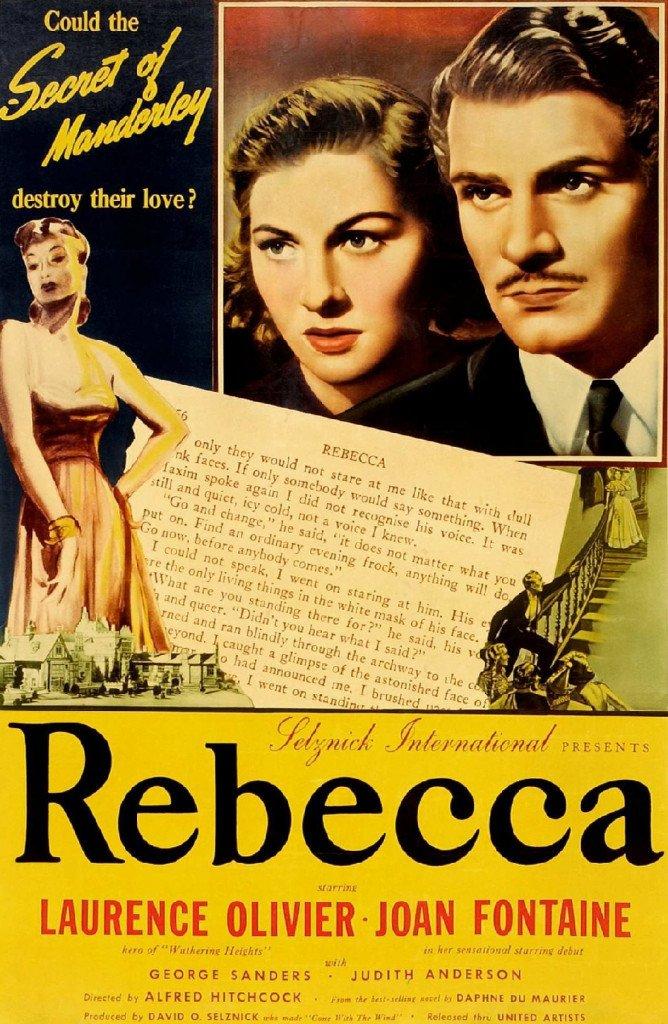 1940 Rebecca