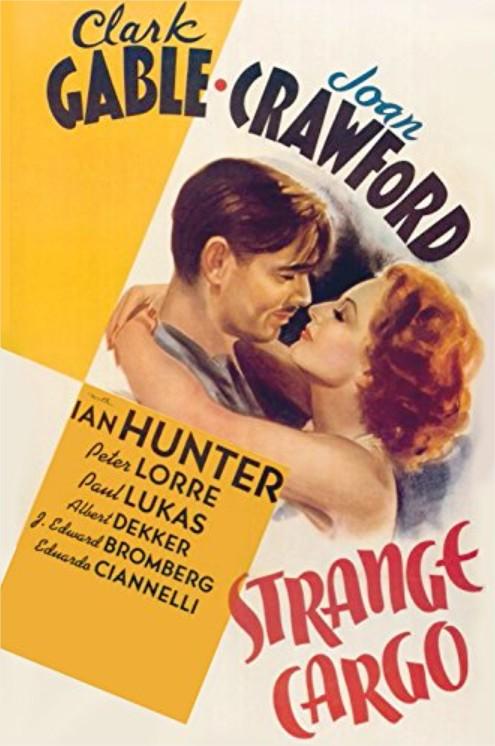 1940 Strange Cargo
