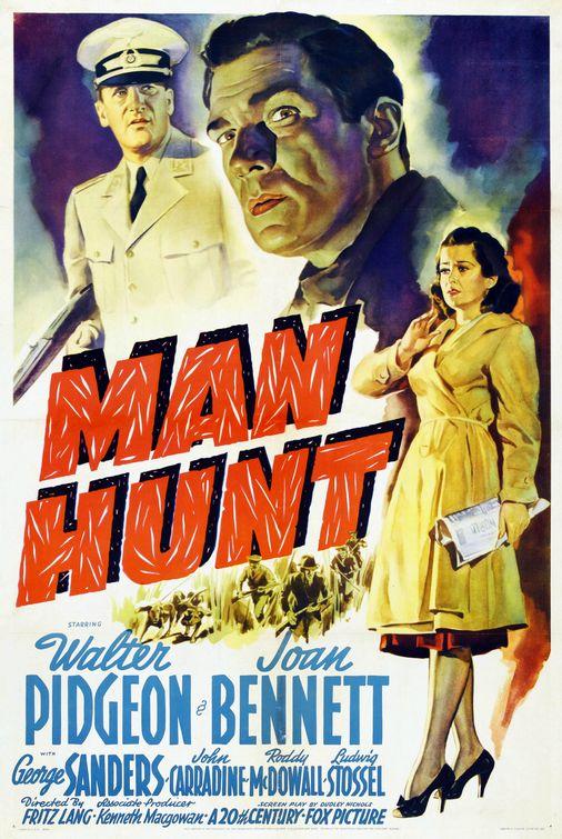 1941 (2) Man Hunt