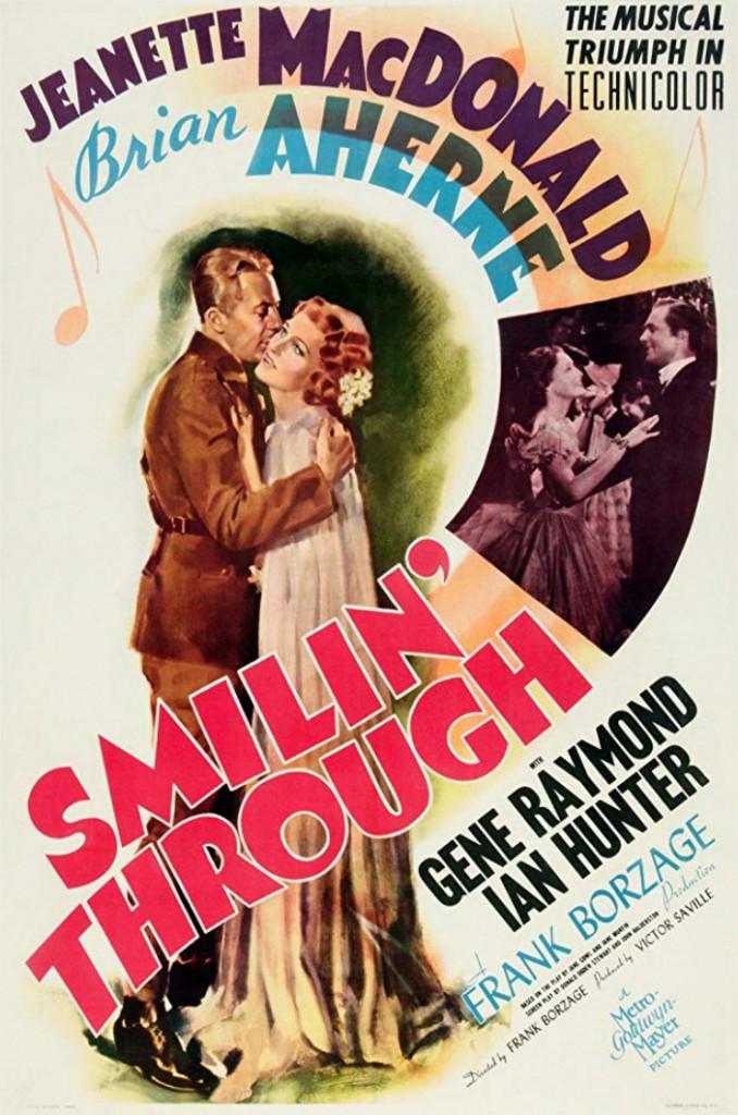 1941 Smilin' through