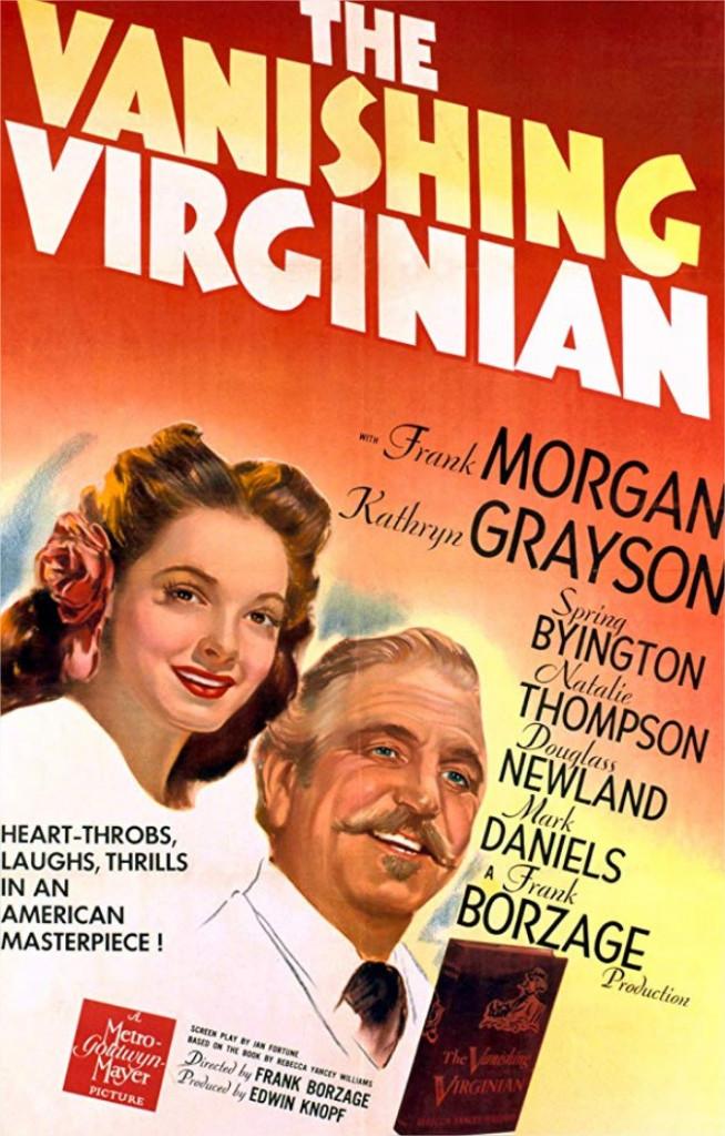 1941 The Vanishing Virginian