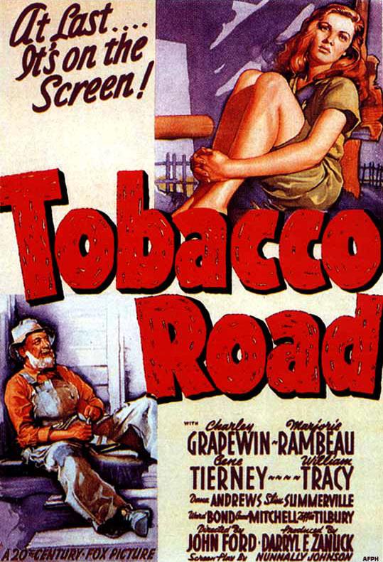1941 Tobacco Road