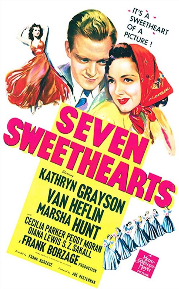 1942 Seven sweethearts