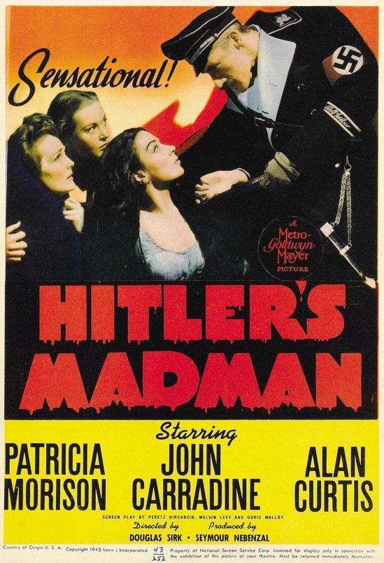 1943 Hitler's Madman