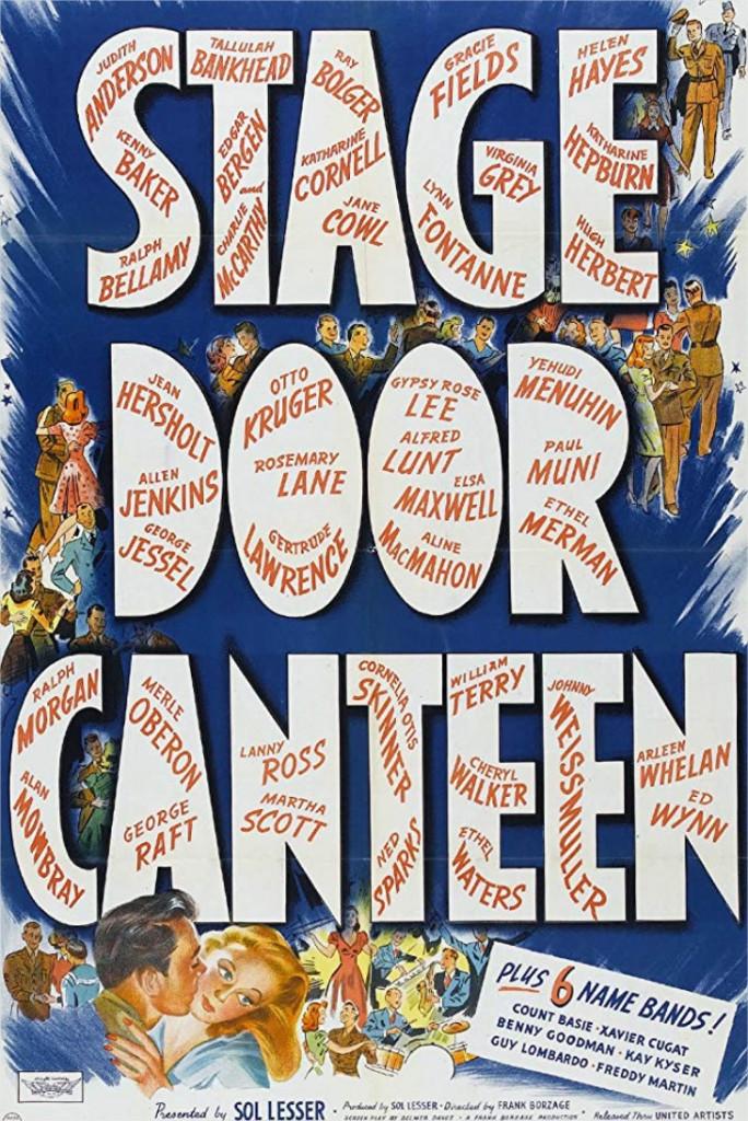 1943 Stage Door Canteen
