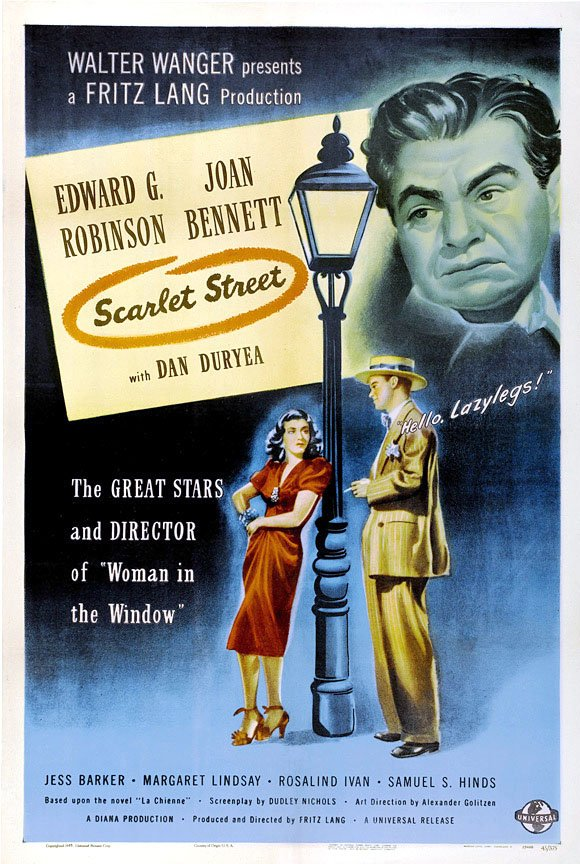 1945 Scarlet Street