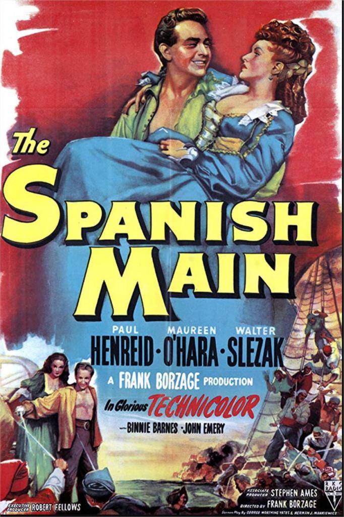 1945 The Spanish Man