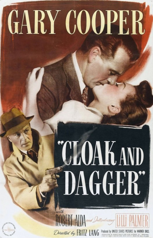 1946 Cloak and dagger