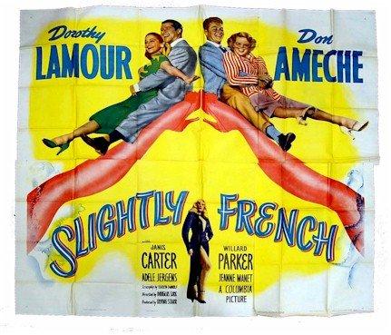 1949 (2) Slightly French