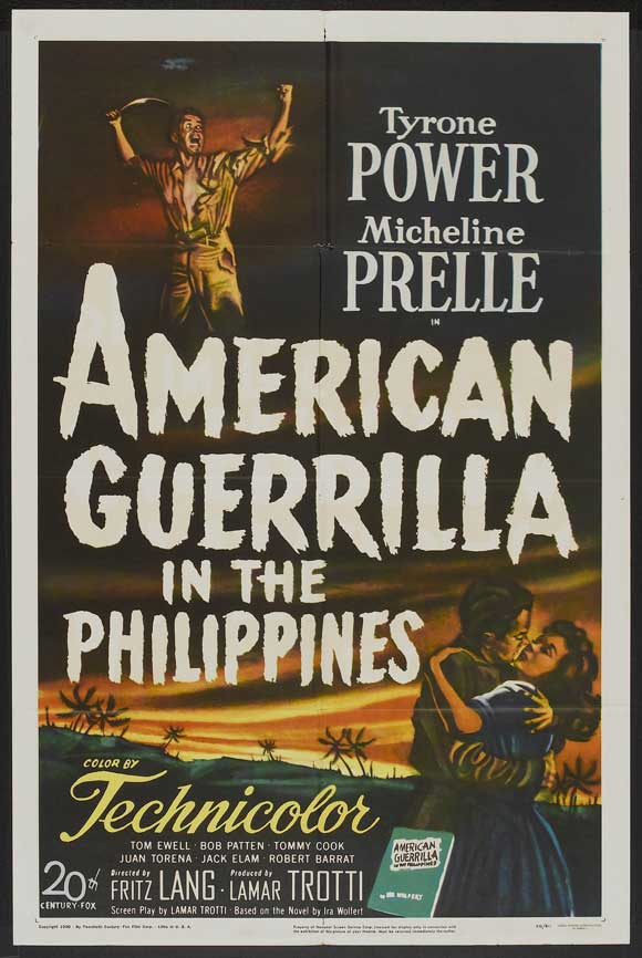 1950 (2) American Guerrilla in the Philippines