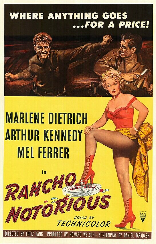 1952 (1) Rancho notorious