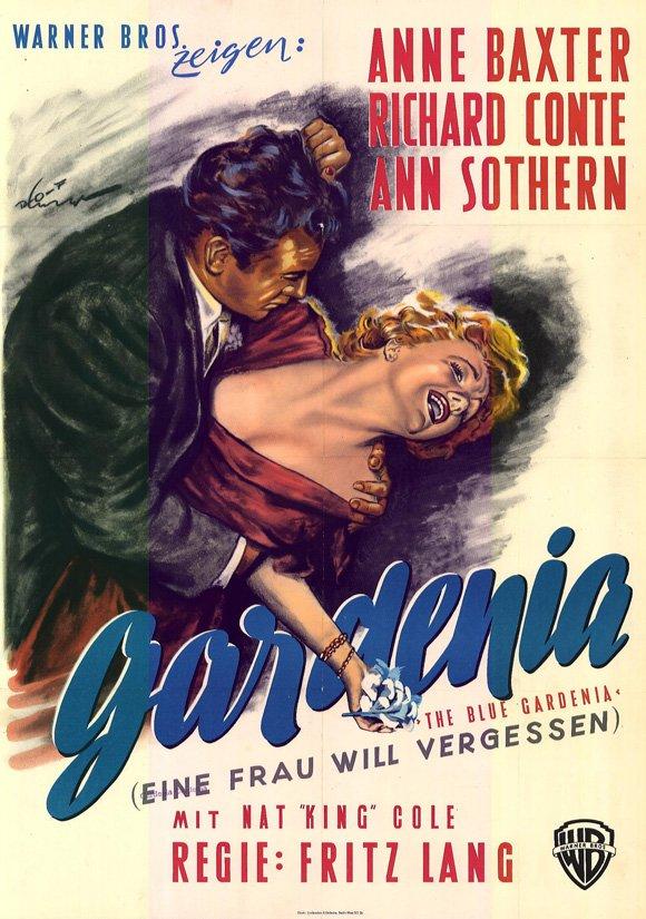 1953 (1) The Blue Gardenia