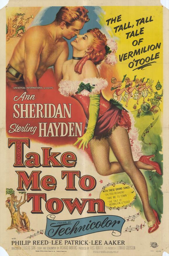 1953 (2) Take me to town
