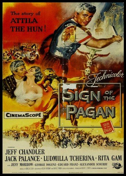 1954 (3) Le Signe du païen