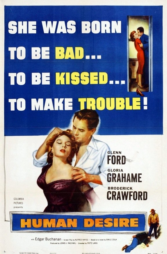 1954 Human Desire