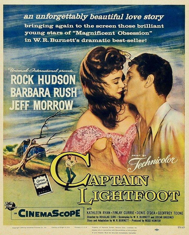 1955 (1) Capitaine mystère