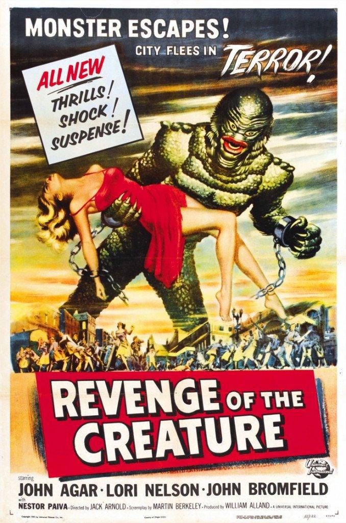 1955 La Revanche de la créature
