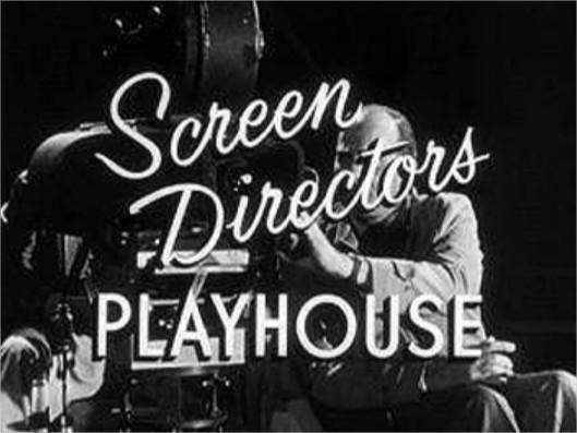 1955 Screen Directors Playhouse