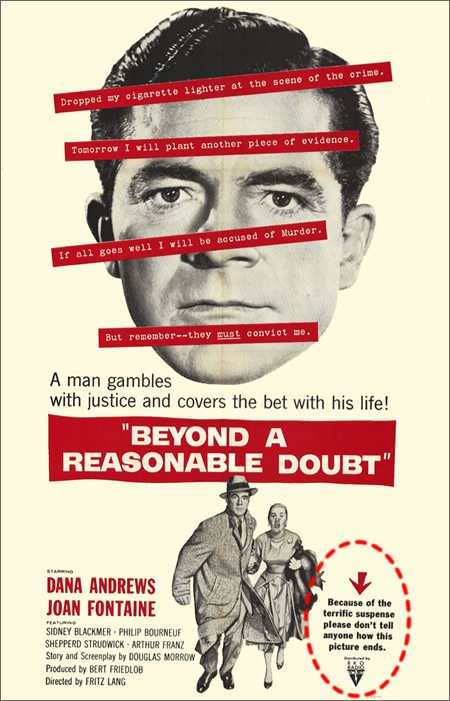 1956 (2) Beyond a reasonable doubt