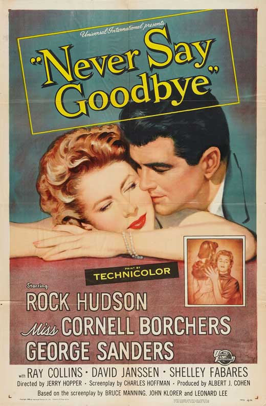 1956 Ne dites jamais adieu