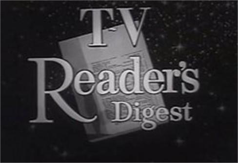1956 TV Reader's Digest