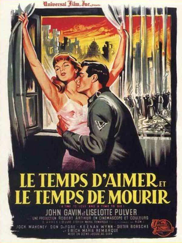 1958 (2) Le Temps d'aimer et le temps de mourir