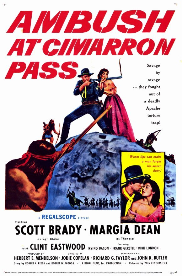 1958 Ambush at Cimarron Pass