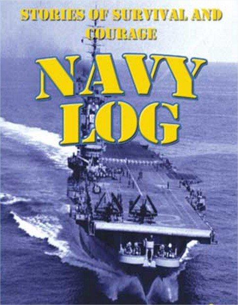 1958 Navy Log