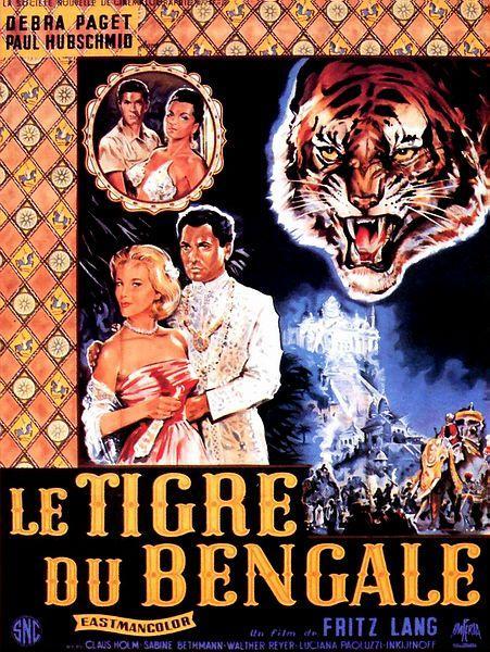 1959 (1) Le Tigre du Bengale