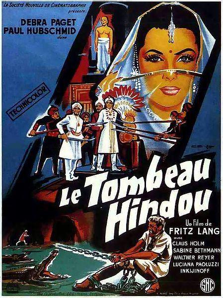 1959 (2) Le Tombeau hindou