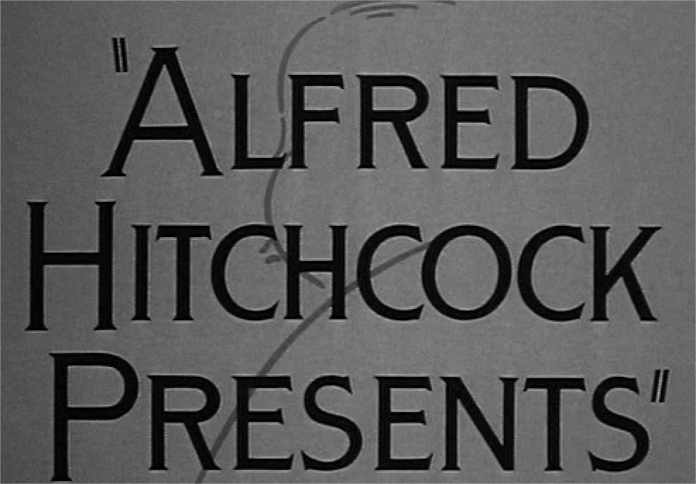 1959 Alfred Hitchcock présente