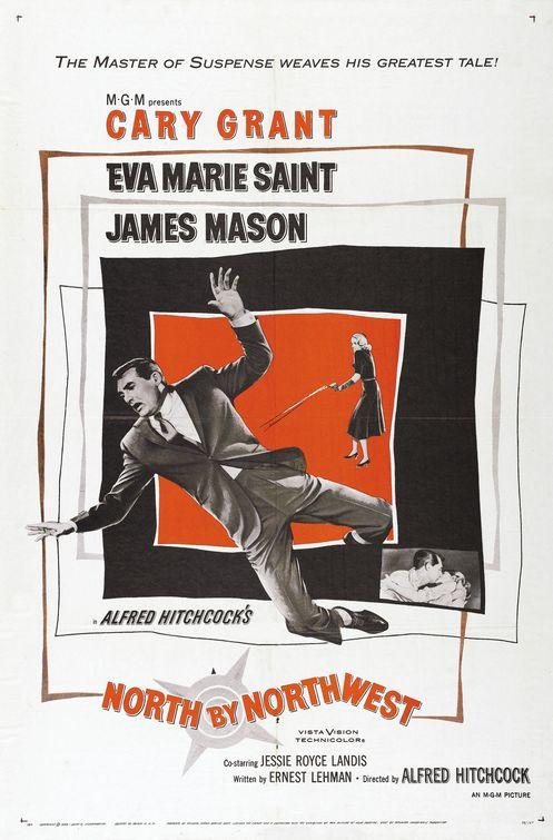 1959 La Mort aux trousses
