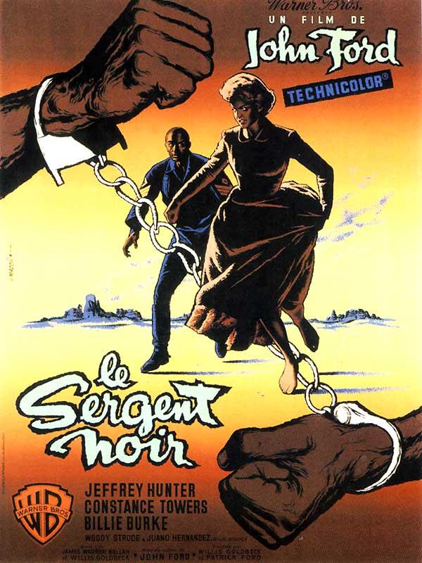 1960 Le Sergent noir