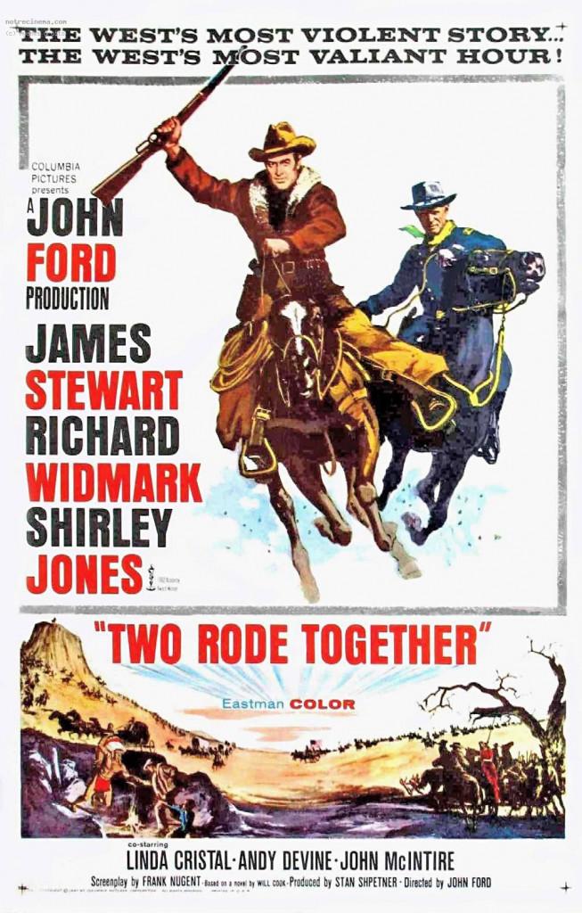1961 Les Deux cavaliers