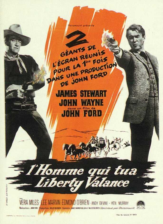 1962 L'Homme qui tua Liberty Valance