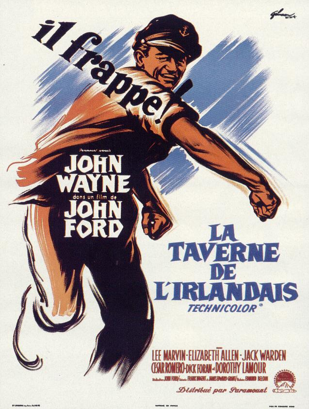 1963 La Taverne de l'Irlandais