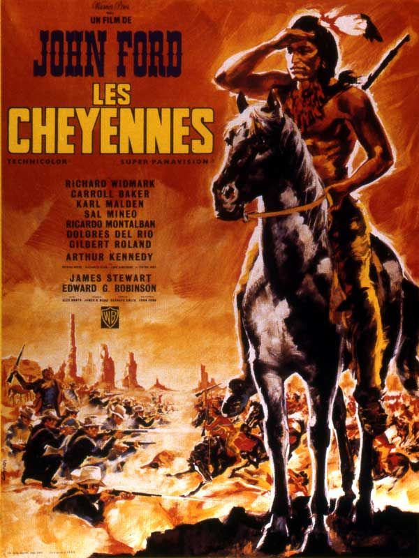 1964 Les Cheyennes