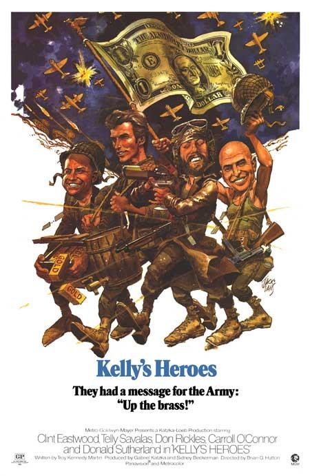 1970 De l'or pour les braves