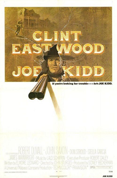 1972 Joe Kidd